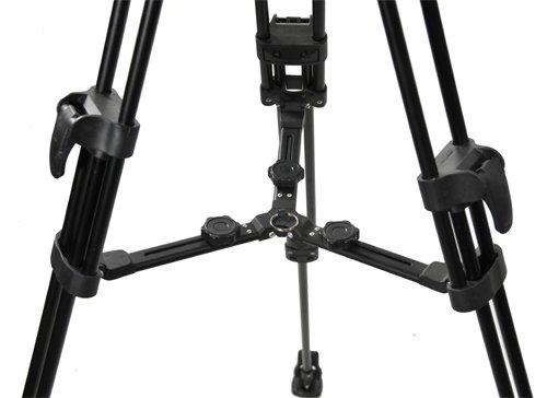 Fancierstudio Professional Video Camera Tripod FC-270 Pro Video Camera Tripod with Fluid Head By Fancierstudio FC-270-188