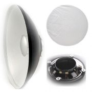 Large 55cm Studio Beauty Dish for Alien Bee Alienbees A121SRWL-0