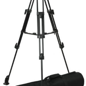 Fancierstudio Professional Video Camera Tripod FC-270 Pro Video Camera Tripod with Fluid Head By Fancierstudio FC-270-192