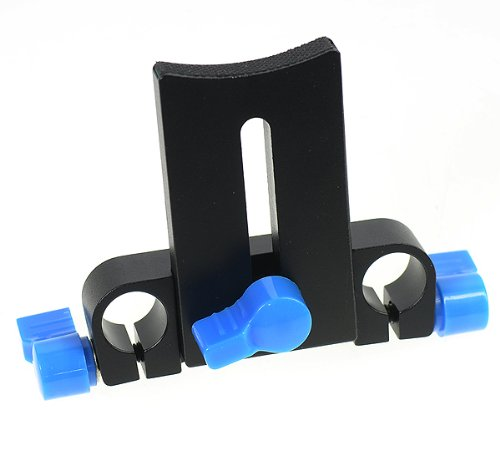 Lens Support Bracket Rod Clamp for Rod Support Rail System Rig Follow Focus New Lensupport-0
