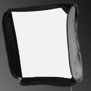"24"" Portable Flash Softbox Speedlight softbox with L-bracket SB1009 24""-0"