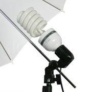 10x20ft White 800 Watt Video Photography Portrait Lighting Kit K15 10x20White-118