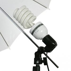 1000 Watt Lighting Kit With Backdrop Support System And 6'x9' Black White Muslin Backdrop K105 6x9BW-387