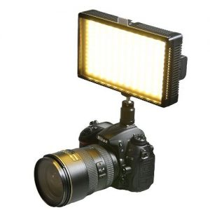 Professional LED Light 312 LED Bi-Color Changing Dimmable LED Video DSLR Camera Light Panel LED312-926