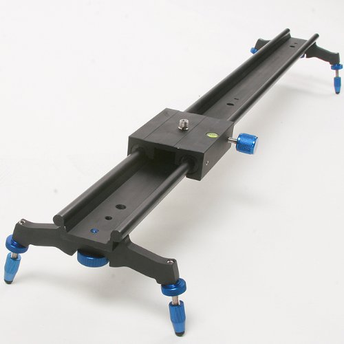 DSLR Video Camera Slider Stabilizer Track Dolly System HSLD2-80-0