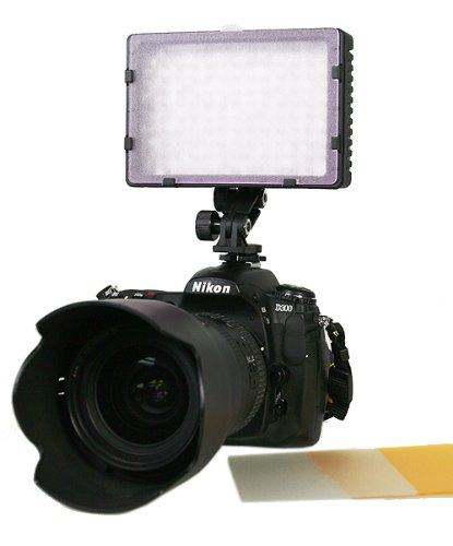 126 Dimmable LED Camera Light Led Camcorder Light Led Light Panel CN126A-411