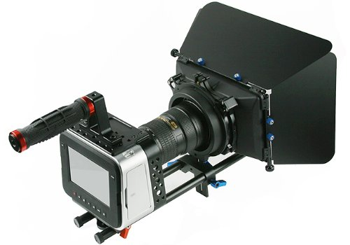 Top Handle Camera Cage For Black Magic Video Movie Camera Follow Focus BMC-R -0