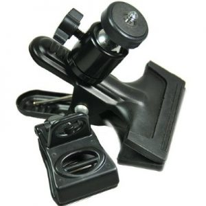 Pico Adjustable Swivel Shark Clip Clamp for Mounting IPHONE Video Camcorder Monitors SharkClipH6804-1446