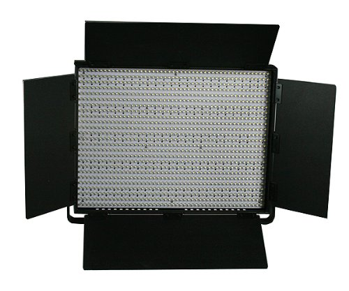 2 x 1200 LED Video Lite Panel Dimmable Photo Studio Video Lighting LED Panels & Stands-1525