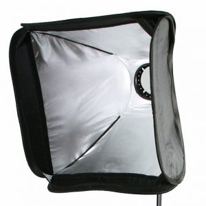 "24"" Portable Flash Softbox Speedlight softbox with L-bracket SB1009 24""-139"
