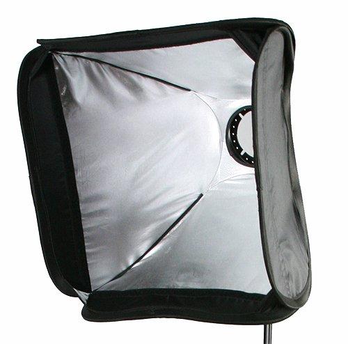 "24"" Portable Flash Softbox Speedlight softbox with L-bracket SB1009 24""-139"