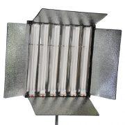 1650W Flat Panel KIT Fluorescent Light Flo panel Flo light Video lighting FL655-0