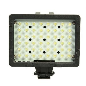 Professional 30 LED Video Light on Camera Video Photography Studio Shoe Mount LED Lighting CN30-884