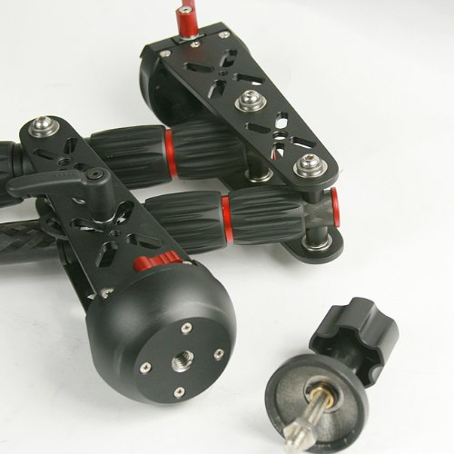 4ft Portable Mini Carbon Fiber Crane Jib Arm Steadicam Camera DSLR Jib Crane EA-500C -1662