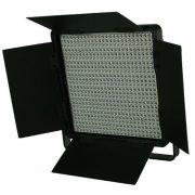 2 x Dimmerable 600 LED Video Photo Studio Lighting Lite Panel with Stands, Sony V mount, 110V-230V-1586