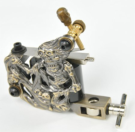 6 Gun Tattoo Machine Kit Tattoo Gun Kit By Fancier A02-1030