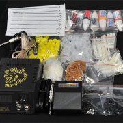 Four Gun Tattoo Kit Tattoo Machine Gun Kit By Fancier S-T01-980