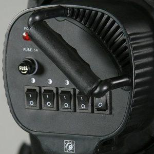 Pro Studio Video 4500W Digital Photography Studio 3 Softbox Lighting Kit Light Set and Carrying Case H9060S3-1436