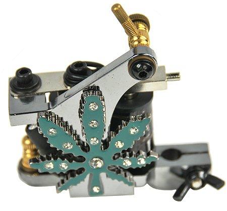 Premium Tatoo Kit 6 Tattoo Guns Kit with LCD Power Supply Tattoo Machine Kit By Fancierstudio A08-1057