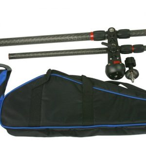 4ft Portable Mini Carbon Fiber Crane Jib Arm Steadicam Camera DSLR Jib Crane EA-500C -1663