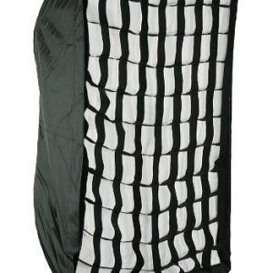 """Photography Umbrella type Softbox 24"""" x 36"""" with Grid for Canon Nikon or Alien Bees 6090GD -1270"""