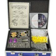 Premium Tattoo Kit 4 Gun Tattoo Machine Kit Tattoo Gun Kit By Fancier A07-0