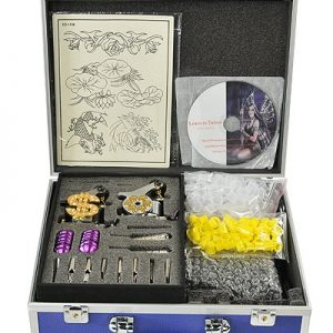 Premium Tattoo Kit 4 Gun Tattoo Machine Kit Tattoo Gun Kit By Fancier A07-0