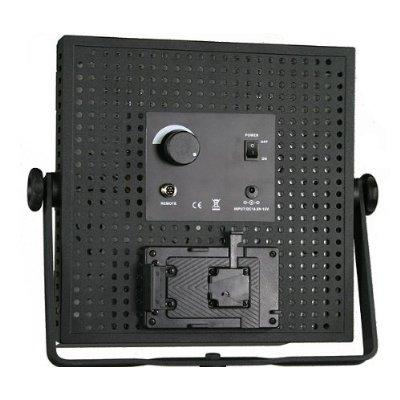 3 Panel 600 LED Lighting Kit Photograph Video Light Panel with Light Stand Kit Sony V Mount adapter-1573