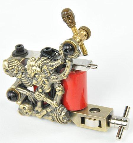 6 Gun Tattoo Machine Kit Tattoo Gun Kit By Fancier A02-1032