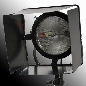 2400 Watt Barndoor Video Lighting Kit Light Kit-218