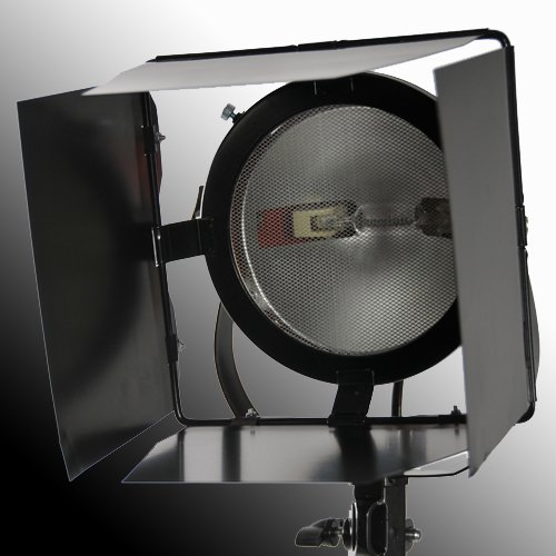2400 Watt Barndoor Video Lighting Kit Light Kit-218