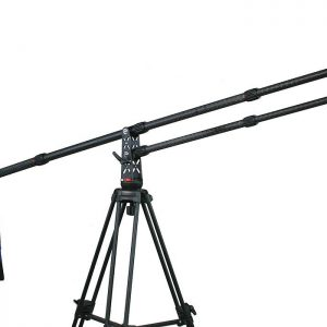 4ft Portable Mini Carbon Fiber Crane Jib Arm Steadicam Camera DSLR Jib Crane EA-500C -0