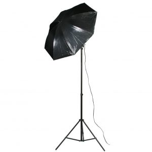 1000 Watt Video Lighting Umbrella Softbox Kit DK1000-391