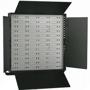 Dimmable Photo Video 900 LED Light Panel & Light Stand KIT-1544