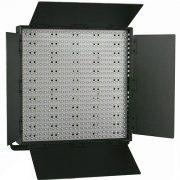 2 x 600 LED Photo Video Light Lighting Video Panel Light Stand Kit-1563