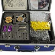 Premium Tattoo Kit 4 Gun Tattoo Machine Kit Tattoo Gun Kit By Fancier A07-1021