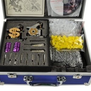 Premium Tattoo Kit 4 Gun Tattoo Machine Kit Tattoo Gun Kit By Fancier A07-1021