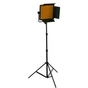 600 LED Light Panel DIMMABLE Professional Video Light Panel with Stand-0