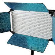 500 LED Light Panel V Mount Bi Color Led Light Panel Led Video Light Video Lighting By Fancierstudio FL500BI-1089