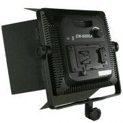 2 x Dimmerable 600 LED Video Photo Studio Lighting Lite Panel with Stands, Sony V mount, 110V-230V-1590