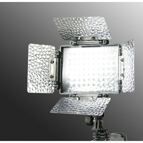 Led Light Panel Rechargable Battery 70 Ultra Bright Camera Video Dv Camcorder Light Lighting Hotshoe Mount Camcorder Video Light - 5600k DV70-0