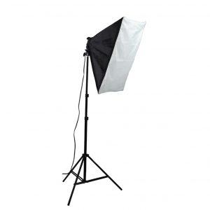 Video Studio Photography Lighting kit softbox light kit video lighting kit CASE H9004S-1487