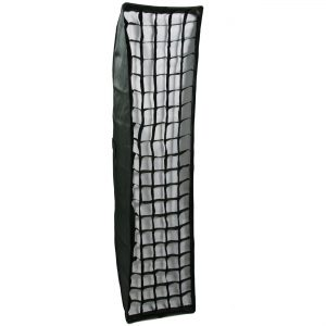 "14"" x 55"" Photography Strip softbox for Alien Bees Alienbees Speedring Strip Beehive Softbox Grid AB35140 -0"