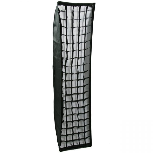 """14"""" x 55"""" Photography Strip softbox for Alien Bees Alienbees Speedring Strip Beehive Softbox Grid AB35140 -0"""