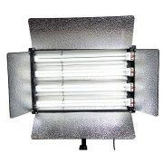 1100W Flat Panel Fluorescent Light Flo panel Flo light Video lighting FL455-0