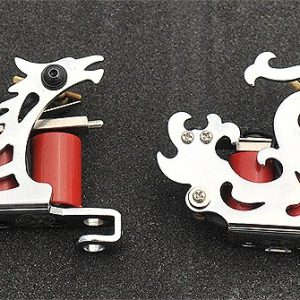 Four Gun Tattoo Kit Tattoo Machine Gun Kit By Fancier S-T01-978