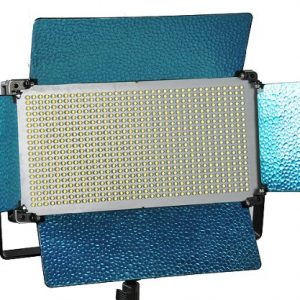 700 LED Dimmable Bi Color 3200-5600K Photography Video Lighting Panel Sony V Mount 700LED-0