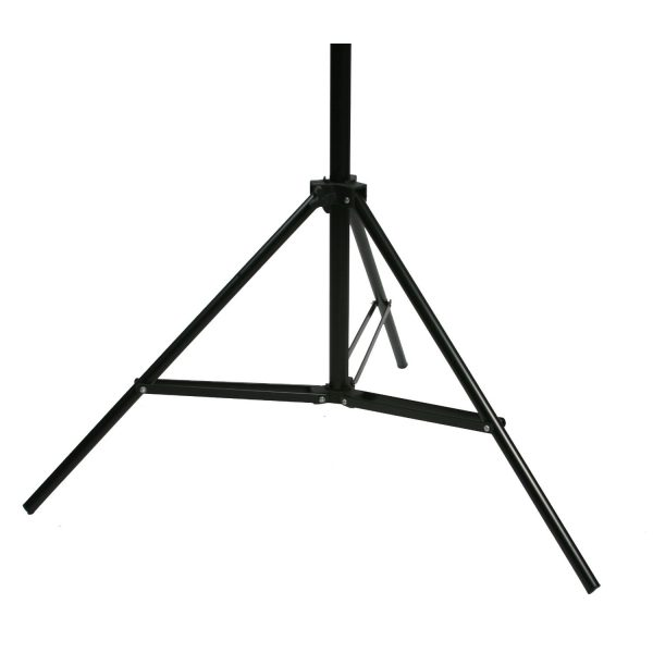 6'x9' Green Screen and Backdrop Support System H69 Green-201