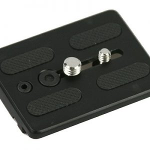WF717 replacement quick release plate for fluid tripod head 717AH-0