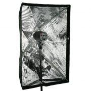 "24"" x 36"" Photography Studio Speedlite Flash Umbrella type Softbox works on Nikcon Canon AlienBees Soft6090-1247"